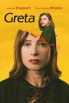 Greta - Swedish Movie Cover (xs thumbnail)