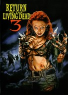 Return of the Living Dead III - German Movie Cover (xs thumbnail)