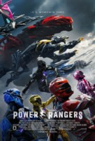 Power Rangers - British Movie Poster (xs thumbnail)