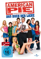 American Pie: Book of Love - German Movie Cover (xs thumbnail)