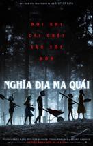 Pet Sematary - Vietnamese Movie Poster (xs thumbnail)