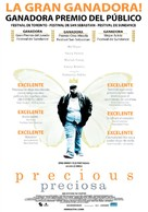 Precious: Based on the Novel Push by Sapphire - Uruguayan Movie Poster (xs thumbnail)