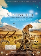 Serengeti - Movie Poster (xs thumbnail)