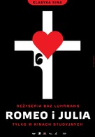 Romeo And Juliet - Polish Re-release poster (xs thumbnail)