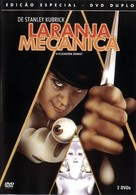 A Clockwork Orange - Brazilian DVD cover (xs thumbnail)