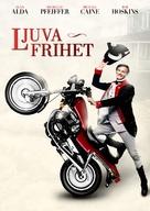 Sweet Liberty - Swedish Movie Poster (xs thumbnail)