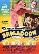 Brigadoon - Movie Poster (xs thumbnail)