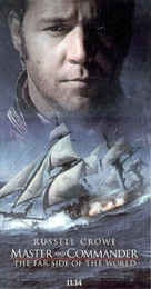 Master and Commander: The Far Side of the World - Australian Movie Poster (xs thumbnail)