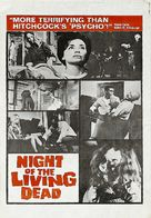 Night of the Living Dead - Movie Poster (xs thumbnail)