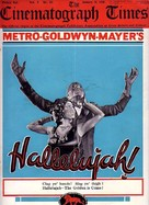 Hallelujah - British Movie Poster (xs thumbnail)