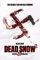 Død Snø 2 - Movie Poster (xs thumbnail)