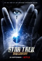 """Star Trek: Discovery"" - British Movie Poster (xs thumbnail)"