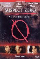 Suspect Zero - Norwegian Movie Cover (xs thumbnail)