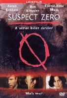 Suspect Zero - Norwegian Movie Cover (xs thumbnail)