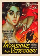 Invasion of the Body Snatchers - Italian Movie Poster (xs thumbnail)