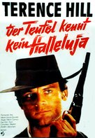 La collera del vento - German Movie Poster (xs thumbnail)