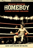Homeboy - DVD movie cover (xs thumbnail)