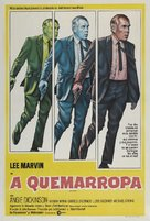 Point Blank - Argentinian Movie Poster (xs thumbnail)