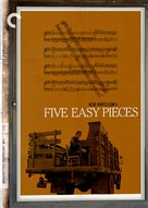 Five Easy Pieces - Movie Cover (xs thumbnail)