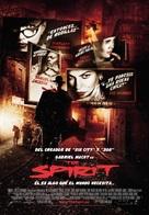 The Spirit - Spanish Movie Poster (xs thumbnail)