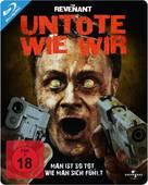 The Revenant - German Blu-Ray cover (xs thumbnail)