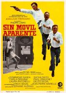Sans mobile apparent - Spanish Movie Poster (xs thumbnail)