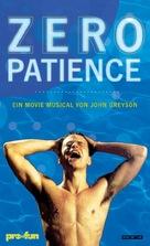 Zero Patience - German poster (xs thumbnail)
