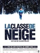 Classe de neige, La - French Movie Poster (xs thumbnail)