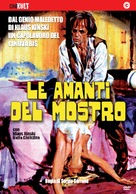 Amanti del mostro, Le - Italian Movie Cover (xs thumbnail)