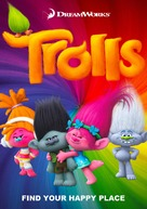 Trolls - Movie Cover (xs thumbnail)