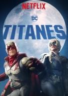 Titans - Brazilian Movie Poster (xs thumbnail)