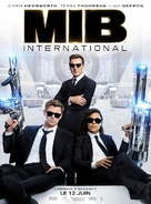 Men in Black: International - French Movie Poster (xs thumbnail)