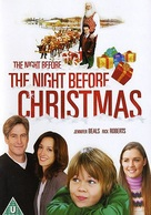 The Night Before the Night Before Christmas - British Movie Cover (xs thumbnail)