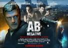 AB Negative - British Movie Poster (xs thumbnail)