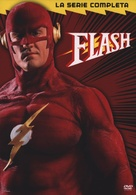 """The Flash"" - Italian DVD movie cover (xs thumbnail)"