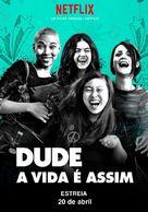 Dude - Brazilian Movie Poster (xs thumbnail)