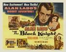 The Black Knight - British Movie Poster (xs thumbnail)