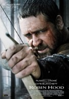 Robin Hood - Hungarian Movie Poster (xs thumbnail)