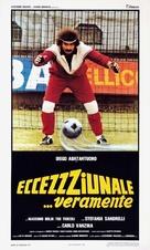 Eccezzziunale... veramente - Italian Movie Poster (xs thumbnail)