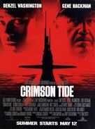 Crimson Tide - Movie Poster (xs thumbnail)