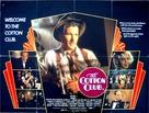 The Cotton Club - British Movie Poster (xs thumbnail)