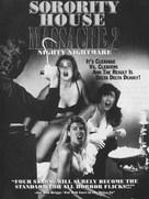 Sorority House Massacre II - Movie Cover (xs thumbnail)