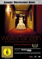Weitertanzen - German Movie Cover (xs thumbnail)