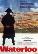 Waterloo - German Movie Poster (xs thumbnail)