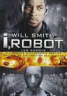 I, Robot - Canadian DVD movie cover (xs thumbnail)