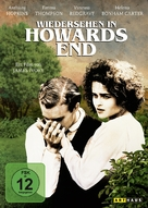 Howards End - German DVD movie cover (xs thumbnail)