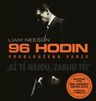 Taken - Czech Blu-Ray movie cover (xs thumbnail)