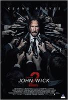 John Wick: Chapter Two - Malaysian Movie Poster (xs thumbnail)