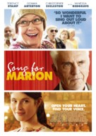 Song for Marion - Dutch Movie Poster (xs thumbnail)