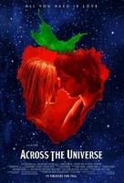 Across the Universe - Australian poster (xs thumbnail)